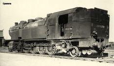 Locomotive-tender n° 151 TA 708 vue au dépôt de Vaires (Seine et Marne) en Old Trains, Steam Engine, Le Mans, France, Transportation, Hui, Model, French