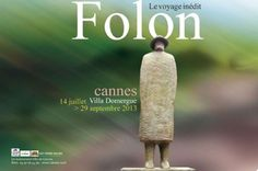 Guy Pieters expose sa collection de sculptures poétiques signées Folon à Cannes