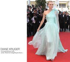 The #Cannes Catwalk: Diane Kruger.