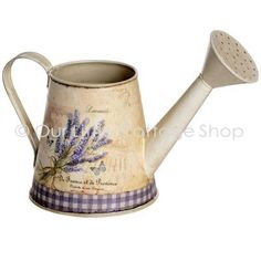 £14.95 French Lavender Tin Watering Can