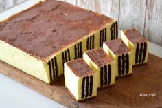 Dessert Cake Recipes, Sweet Desserts, No Bake Desserts, Sweet Recipes, Cookie Recipes, Waffle Cookies, First Communion Cakes, Carrot Cake Cheesecake, Happy Foods