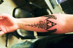 49 Tatuagens de The Legend Of Zelda