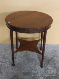 Mobili antichi tavoli e tavolini tavolino ovale for Mobili 800 inglese