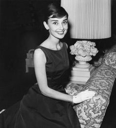 Audrey Hepburn ~ A pure vision of loveliness!