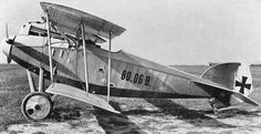WKF D single-seat fighter biplane. Serial number 8006B.