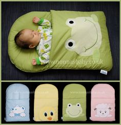 HOW CUTE Are These Baby Nap Mats?!! Perfect for New Born Babies! Find out more: http://nonnasbaby.co.uk/product-category/cotton-characters/
