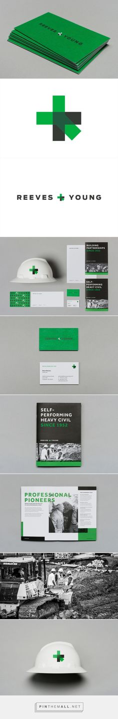 New Brand Identity for Reeves & Young by Matchstic — BP&O - created on 2016-02-11 01:00:05