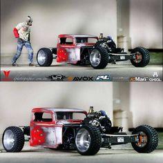 pics of rat rod trucks Rc Cars And Trucks, Hot Rod Trucks, Pickup Trucks, Custom Hot Wheels, Custom Cars, Rat Rod Cars, Rat Rods, Twin Turbo, Hot Cars
