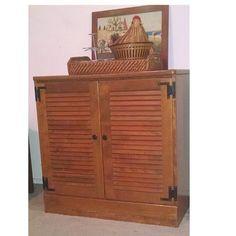 Antique Vintage H Willett Wildwood Cherry Furniture