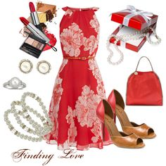 Finding Love, created by chattanoogadawn on Polyvore