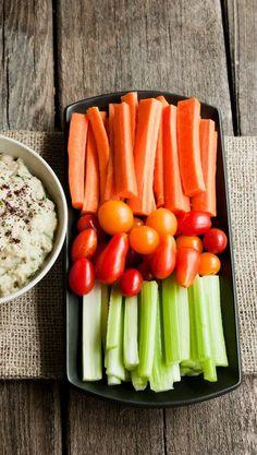 Apéro de légumes http://www.comment-economiser.fr/recette-pas-chere-pour-apero-sympa-et-economique.html