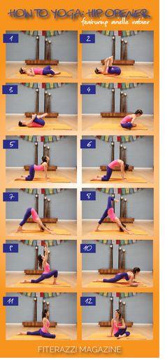 How to Yoga: Hip Opener – Fiterazzi