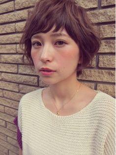 《最新版♡》脱マンネリ!簡単かわいいショートヘアのアレンジ集♪ - NAVER まとめ