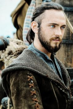 George Blagden in Vikings