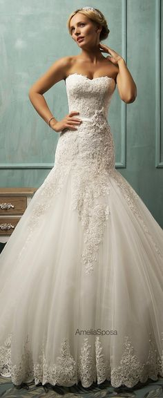 Amelia Sposa 2015 Wedding Dresses - Belle the Magazine . The Wedding Blog For The Sophisticated Bride jjdress.net
