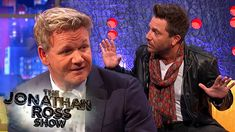 Gordon Ramsay Confronts Gino's Naked Night Terrors | The Jonathan Ross Show - YouTube Gino D'acampo, The Jonathan Ross Show, Gordon Ramsey, Funny Jokes For Adults, Night Terror, Naked, Youtube, Funny Shit, Cooking