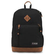Trans by JanSport Dakoda 18 Backpack - Black