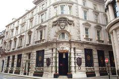 Threadneedles Hotel—London, United Kingdom. #Jetsetter