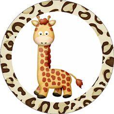 Ideas for baby shower favors book theme tags Jungle Theme Cakes, Jungle Theme Birthday, Safari Theme Party, Jungle Party, Baby Shower Favors, Baby Shower Gifts, Safari Thema, Giraffe Party, Scrapbooking