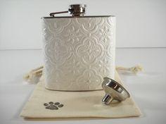 Pretty flask