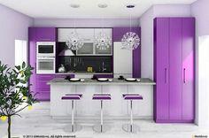 decoraçáo de interiores violeta - Pesquisa Google