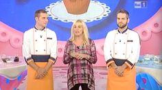 Dolci dopo il tiggì: Dolci dopo il tiggì del 5 novembre 2014  Antonella Clerici indossa FUZZI !!!!!