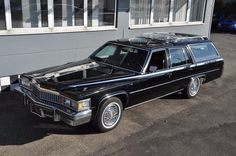 Cadillac Fleetwood Station Wagon!! Collectors Item als Kombi in Giengen