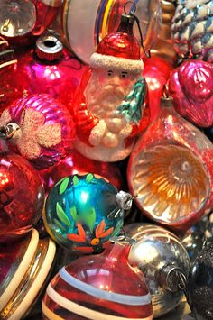vintage ornaments i want to go to lauscha germany where the glass christmas tree