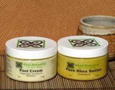 Foot cream & Shea butter
