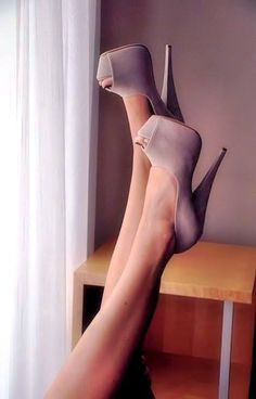 Don't forget the pretty lingerie to go with.....pretty #sexy #shoes http://pinterest.com/sheesline/