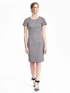 Bi-Stretch Dress