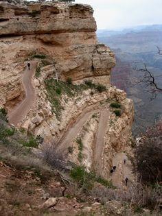 Grand Canyon - South Kaibab Trail - April 2012