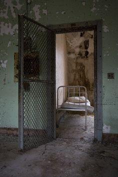 prison or psych ward?