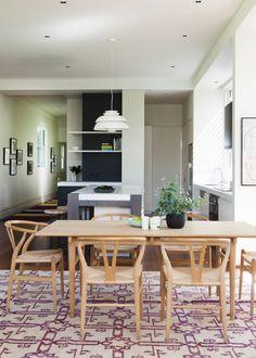 Doherty Design Studio's Armadale Residence Kitchen and Dining. Photographer: Gorta Yuuki