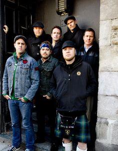 Interview with Boston's Dropkick Murphys!
