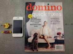 I'm so excited for THIS!! (Exclusive Domino First Look: Leading Off, the Cover! via Curbed)