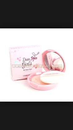 Etude House Dear girls be clear pact.