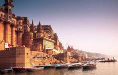 [Benarés y el Ganges]: La India sagrada y espiritual
