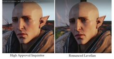freckles — I was curious about whether Solas looks at...