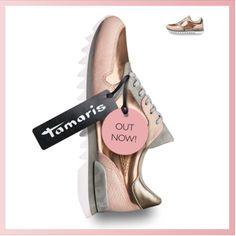 Der Blogger Sneaker von Call Me Shopaholic - Fashionblog by Kira Bejaoui ,  über den Ihr abgestimmt habt, ist endlich da!  Ihr könnt ihn in unserem Online Shop bestellen oder bei uns im Tamaris Store Düsseldorf kaufen.