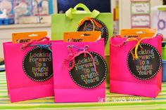 Gifts For The New School Year