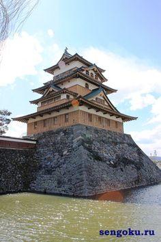 Takashima castle