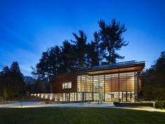 Cornell Plantations Welcome Center / Baird Sampson Neuert Architects | ArchDaily