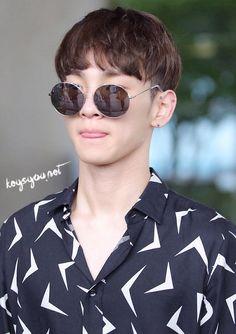 #Key #Shinee #Sexy #Lips #Sunglasses