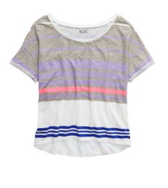 Twinkle Aerie Striped T-Shirt