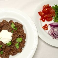 Mexican chilli con carne • Tex mex style • Burrito