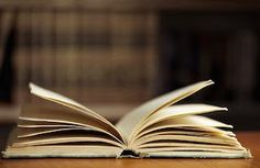 An Open Book - waiting for a life to come along and fill it up with wisdom
