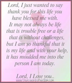 my birthday thanks lod may 29 | Lord, I just wanted to say thank you for this life you Birthday Prayer For Me, Thank You Messages For Birthday, Birthday Quotes For Me, Birthday Thanks, Birthday Wishes, Happy Birthday, October Birthday, Thank You Lord, Dear Lord