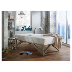 Foam mattress, Memory foam and Mattress on Pinterest