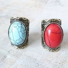 Min.order is $15(mix order)2012 Best-selling exquisite fissure gemstone rings for women,Free shipping,chisel flower vintage ring(China (Mainland))